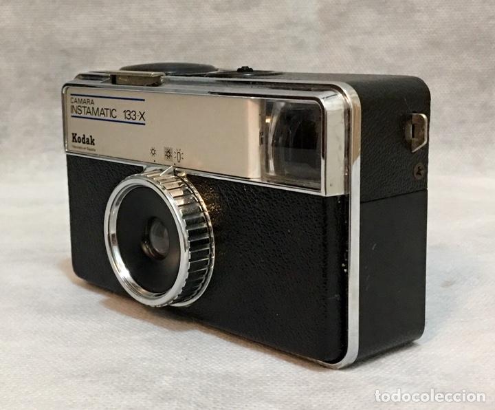 Cámara de fotos: Cámara Kodak Instamatic 133-X antigua - Foto 3 - 195244755