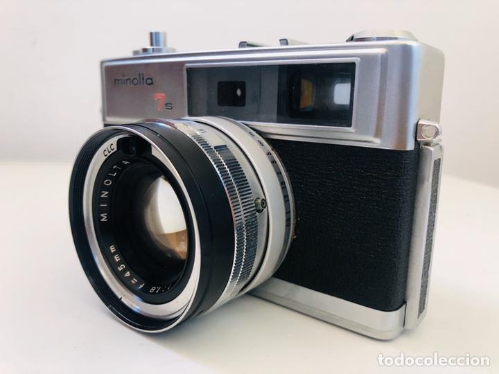 Cámara de fotos: Minolta Hi-Matic 7s - Foto 4 - 195263607