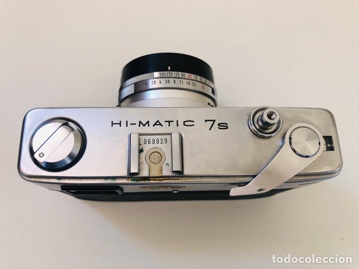 Cámara de fotos: Minolta Hi-Matic 7s - Foto 5 - 195263607