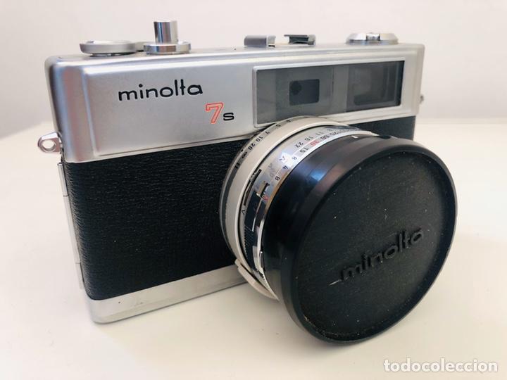 Cámara de fotos: Minolta Hi-Matic 7s - Foto 7 - 195263607