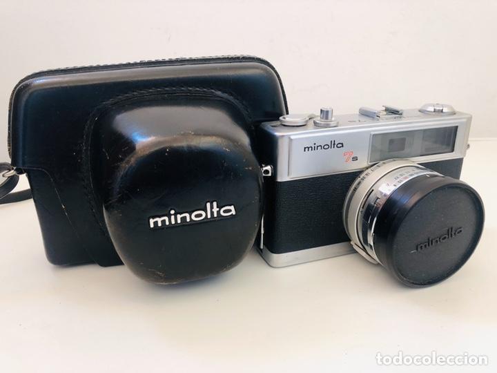 Cámara de fotos: Minolta Hi-Matic 7s - Foto 11 - 195263607