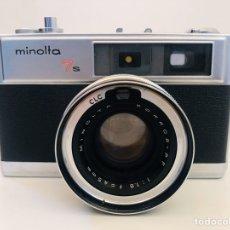 Cámara de fotos: MINOLTA HI-MATIC 7S. Lote 195263607