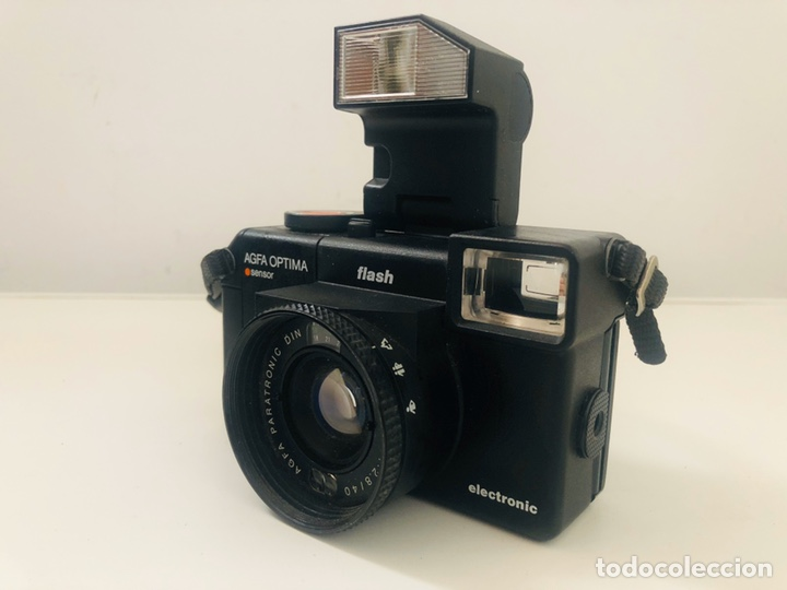 Cámara de fotos: Agfa Optima sensor flash - Foto 2 - 195357615
