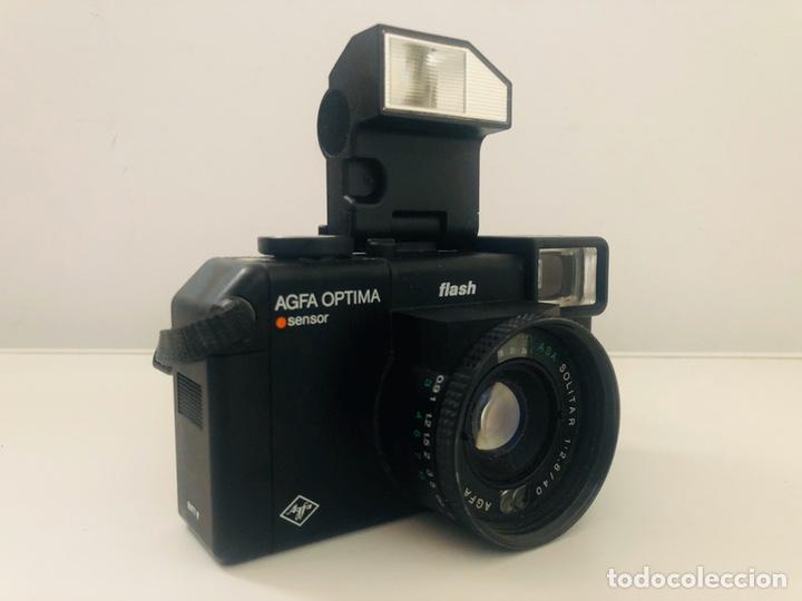 Cámara de fotos: Agfa Optima sensor flash - Foto 3 - 195357615