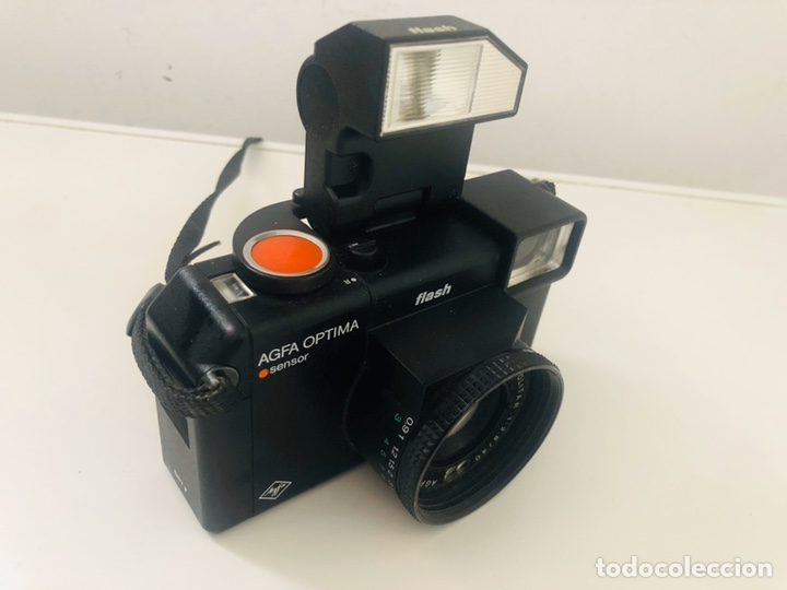 Cámara de fotos: Agfa Optima sensor flash - Foto 4 - 195357615