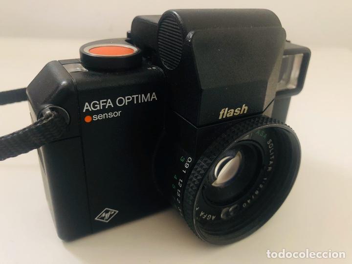 Cámara de fotos: Agfa Optima sensor flash - Foto 7 - 195357615