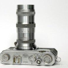 Cámara de fotos: NIKON S. NIKKOR.RANGEFINDER. 1951-54!!. Lote 195409481