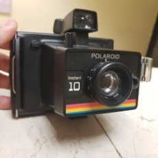 Cámara de fotos: POLAROID INSTANT 10. Lote 195442593