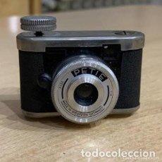 Cámara de fotos: PETIE MINI CÁMARA. Lote 196447797