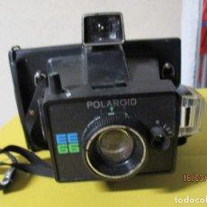 Cámara de fotos: ANTIGUA CAMRA FOTOGRAFICA POLAROID EE66. Lote 197576500