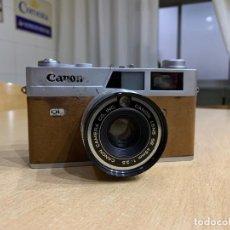 Cámara de fotos: CANONET QL 25. Lote 197855298