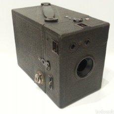 Cámara de fotos: ANTIGUA CÁMARA DE CAJA CORONET BOX DE ALREDEDOR DE 1935. Lote 198427541