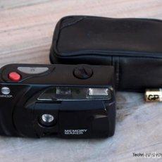 Cámara de fotos: COMPACTA MINOLA 35 MM ROKKOR.. Lote 198804103