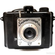 Cámara de fotos: CÁMARA SUPER-CAPTA. Lote 198839165