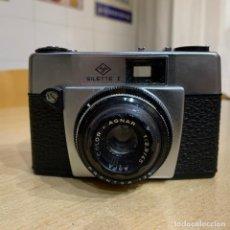 Cámara de fotos: AGFA SILETTE I. Lote 198998375