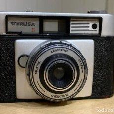 Cámara de fotos: WERLISA II FABRICADA EN ESPAÑA. Lote 199690657