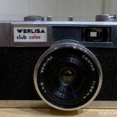 Cámara de fotos: WERLISA CLUB COLOR FABRICADA EN ESPAÑA. Lote 199690723