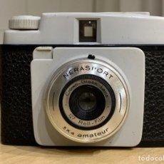 Cámara de fotos: NERASPORT 3X4 AMATEUR A FABRICADA EN ESPAÑA. Lote 199691712