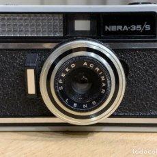 Cámara de fotos: NERA 35/S FABRICADA EN ESPAÑA. Lote 199692908