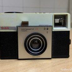 Cámara de fotos: KODAK INSTAMATIC 25 FABRICADA EN ESPAÑA. Lote 199693188