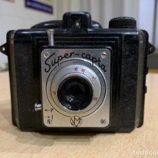Cámara de fotos: SUPER CAPTA A-1 FABRICADA EN ESPAÑA. Lote 199694282
