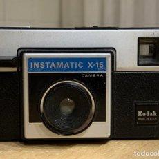 Cámara de fotos: KODAK INSTAMATIC X15. Lote 199701981