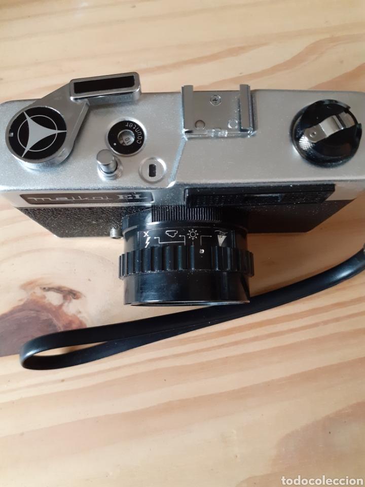 Cámara de fotos: Cámara de fotos de 35 mm meikoi EL ,Japón - Foto 2 - 199833587