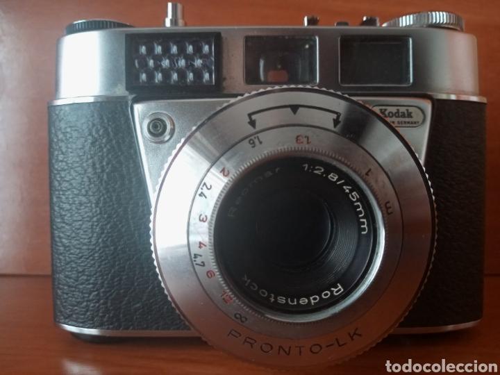 Cámara de fotos: CÁMARA KODAK RETTINETTE I B - Foto 2 - 199946615