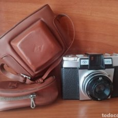 Cámara de fotos: CAMARA AGFA ISOLY CON FUNDAS. Lote 199959928
