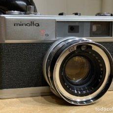 Cámara de fotos: MINOLTA HI-MATIC 7 S. Lote 202301433