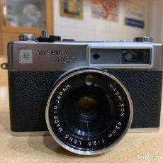 Cámara de fotos: YASHICA MG 1. Lote 202854268