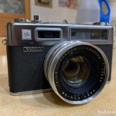 Cámara de fotos: YASHICA ELECTRO 35. Lote 202855882