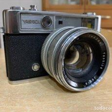 Cámara de fotos: YASHICA LYNX 14. Lote 202862180