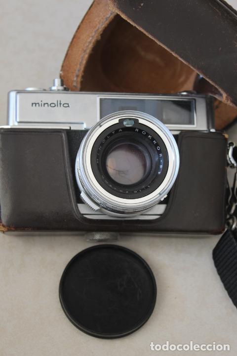 Cámara de fotos: minolta hi-matic 7 - Foto 3 - 203165988