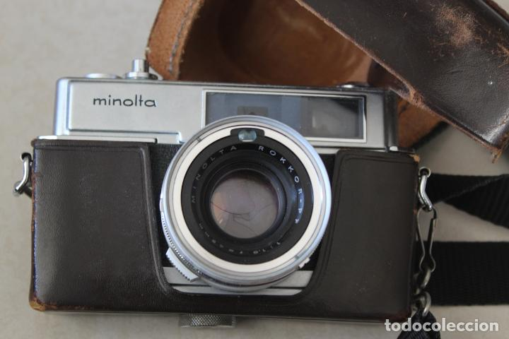 MINOLTA HI-MATIC 7 (Cámaras Fotográficas - Clásicas (no réflex))
