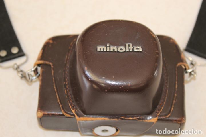 Cámara de fotos: minolta hi-matic 7 - Foto 4 - 203165988