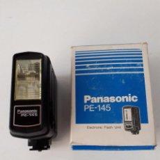Cámara de fotos: FLASH PANASONIC REF: PE 145. SIN USAR - DE CAMARA DE FOTOS.. Lote 203376630