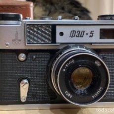 Cámara de fotos: FED 5 JUEGOS OLIMPICOS. Lote 203572093