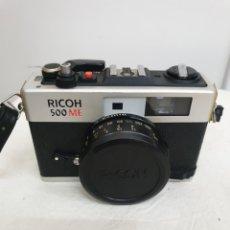 Cámara de fotos: RICOH 500 ME. Lote 203796783