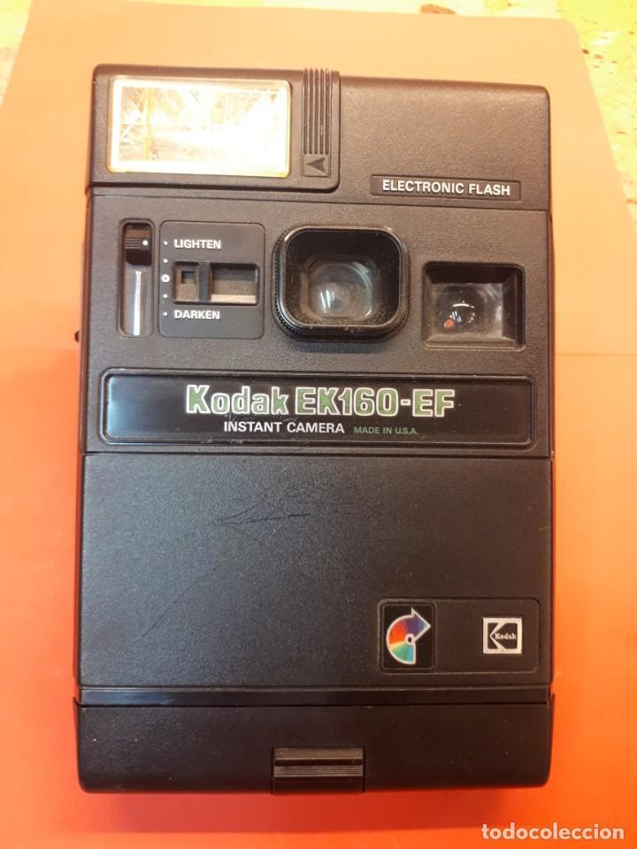 CÁMARA KODAK EK 160 (Cámaras Fotográficas - Clásicas (no réflex))