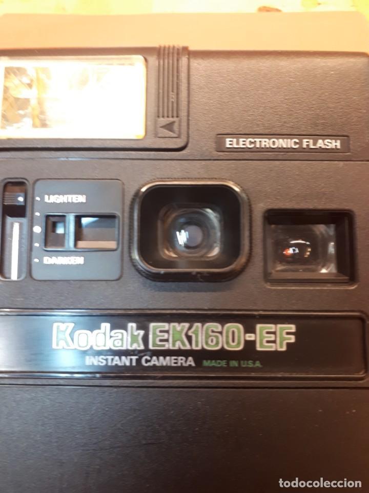 Cámara de fotos: Cámara Kodak EK 160 - Foto 4 - 204077673