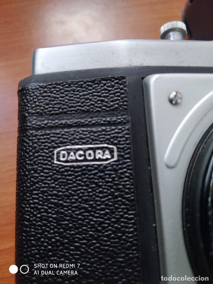 Cámara de fotos: Dacora Digna con flash 1954 - Foto 4 - 204688017