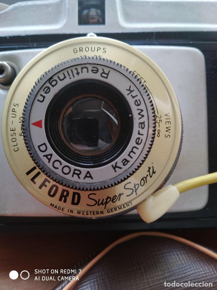 Cámara de fotos: ILFORD SUPERSPORT 1960 - Foto 2 - 204690186
