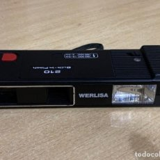 Cámara de fotos: WERLISA 210 BUILT-IN FLASH. Lote 205031706