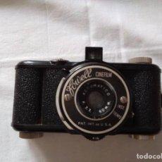 Cámara de fotos: MAQUINA DE FOTOGRAFIAR FOWELL CINEFILM. Lote 205391137