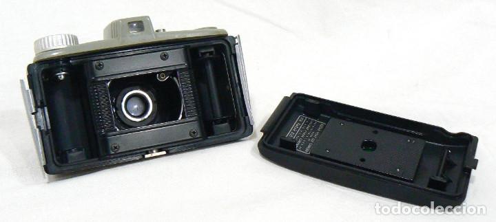Cámara de fotos: Antigua cámara Fotográfica de colección Kodak Pony 828 - Foto 6 - 206227345