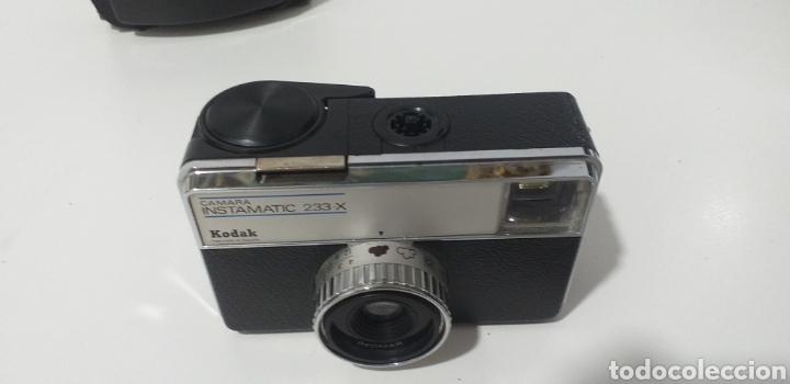 Cámara de fotos: CAMARA FOTOS KODAK INSTAMATIC 233 X - Foto 3 - 206287387
