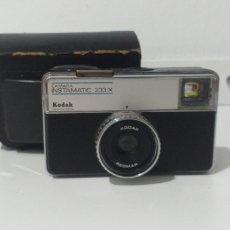 Cámara de fotos: CAMARA FOTOS KODAK INSTAMATIC 233 X. Lote 206287387