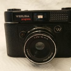 Cámara de fotos: CAMARA WERLISA PROGRESS AÑOS 70. Lote 206509346