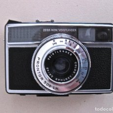 Cámara de fotos: VOIGLANDER VITESSA 500 L / ZEISS IKON - FUNDA ORIGINAL. Lote 207073351